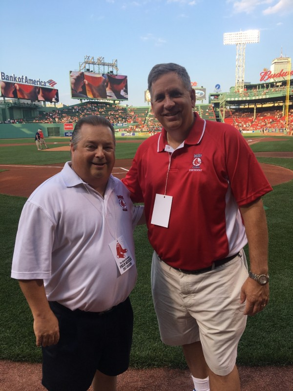 d46ecd982b5 ... made a substantial contribution to the Red Sox Foundation and was  honored for our annual contributions to the community. President Mike  Vining and 1st ...